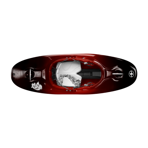 WW kayak WAVESPORT FUSE 48 WHITEOUT