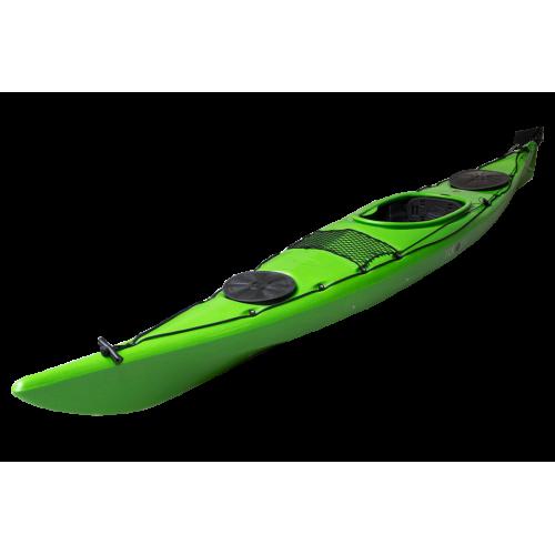 Single kayak ROTOATTIVO BURAN EXPEDITION
