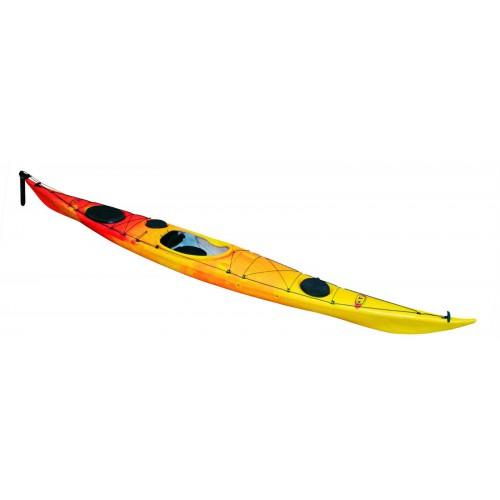 Solo kayak DAG YSAK HI-LUXE (w/rudder)