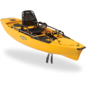 Solo fishing kayak HOBIE MIRAGE PRO ANGLER 12