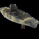 Solo fishing kayak HOBIE MIRAGE PRO ANGLER 12