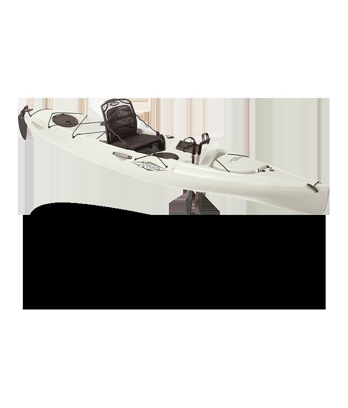 Solo kayak HOBIE MIRAGE REVOLUTION 13 MIRAGEDRIVE 180