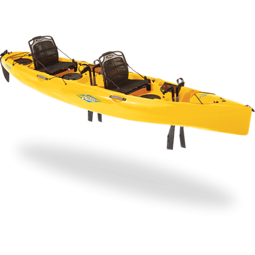 Tandem kayak HOBIE MIRAGE OASIS