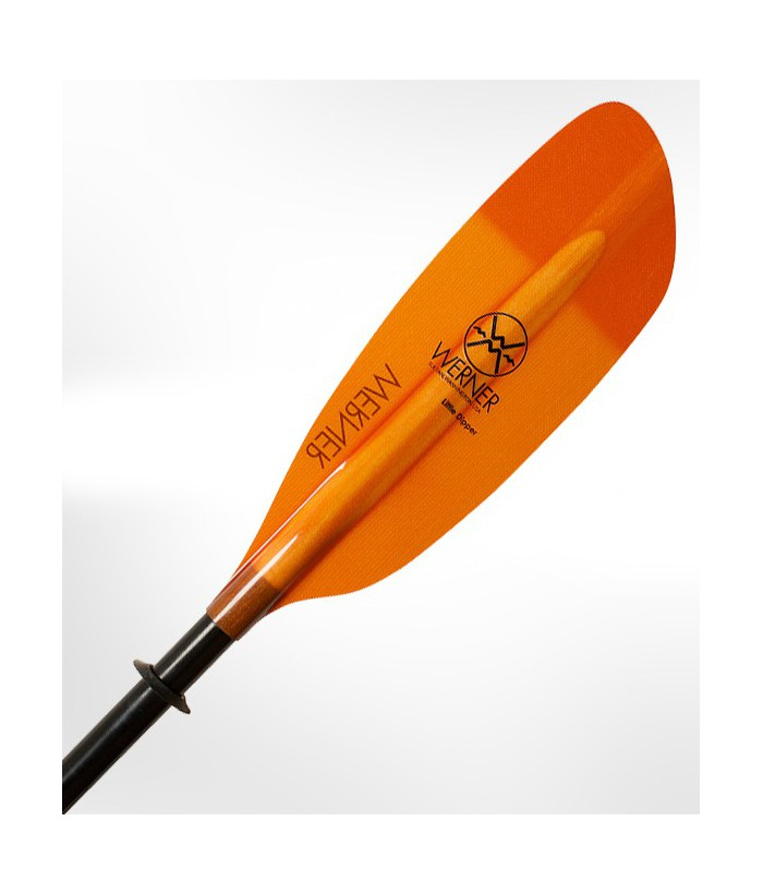 Kayak paddle  WERNER LITTLE DIPPER - Straight