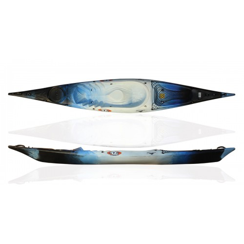 Sit-on-top kayak RTM DISCO+