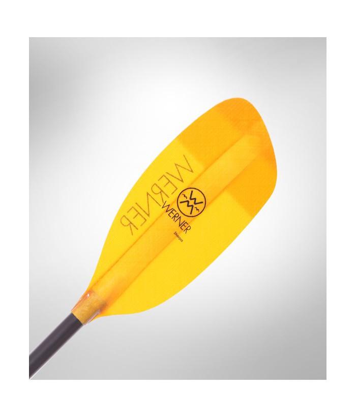 Kayak paddle WERNER SHERPA - Straight