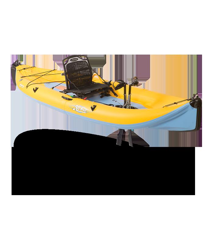 inflatable kayak HOBIE MIRAGE i12s