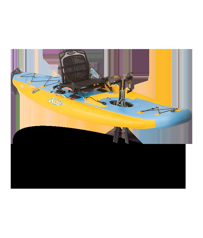 Inflatable kayak HOBIE MIRAGE i11s