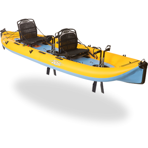 Inflatable tandem kayak HOBIE MIRAGE i14T