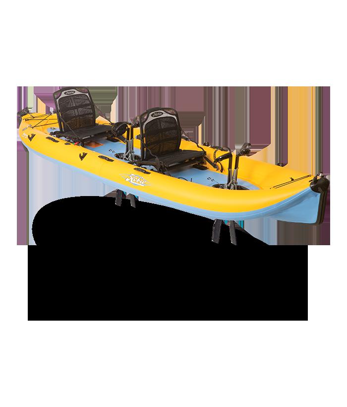 Inflatable tandem kayak HOBIE MIRAGE i14T