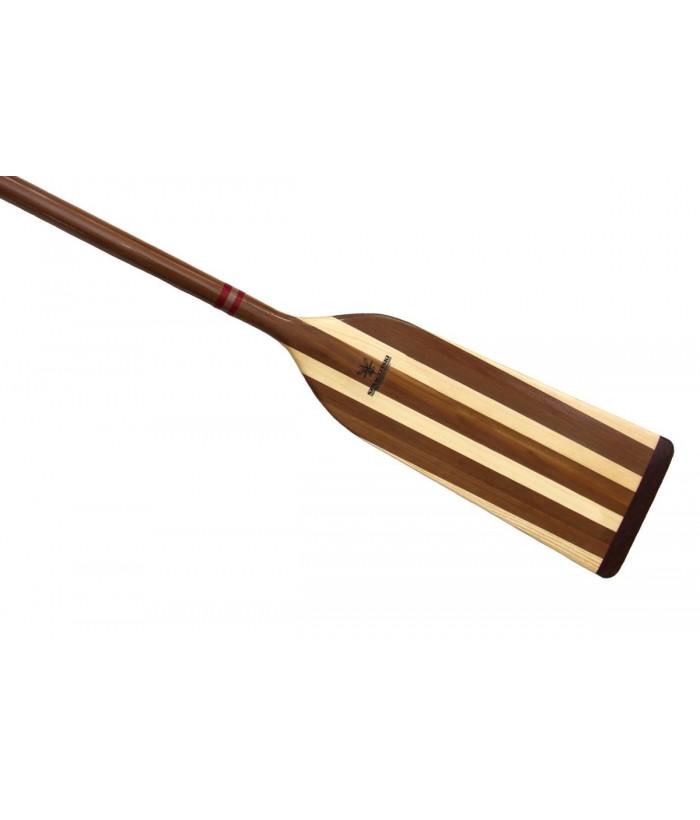 Wooden canoe paddle DRAGON