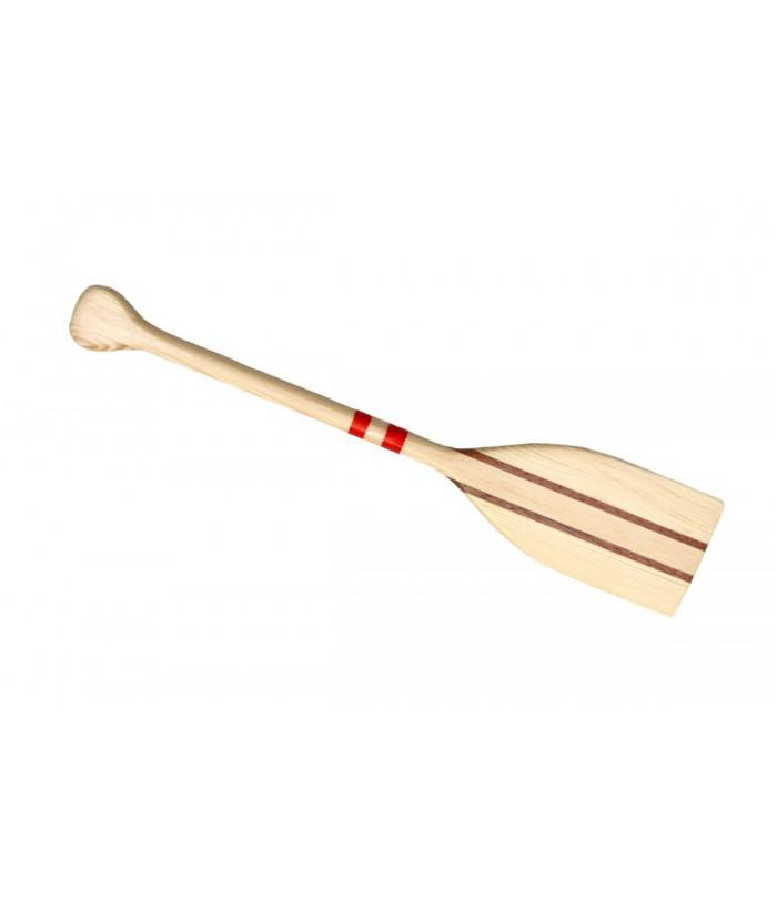 Souvenir wooden canoe paddle PAGAJ-MINI