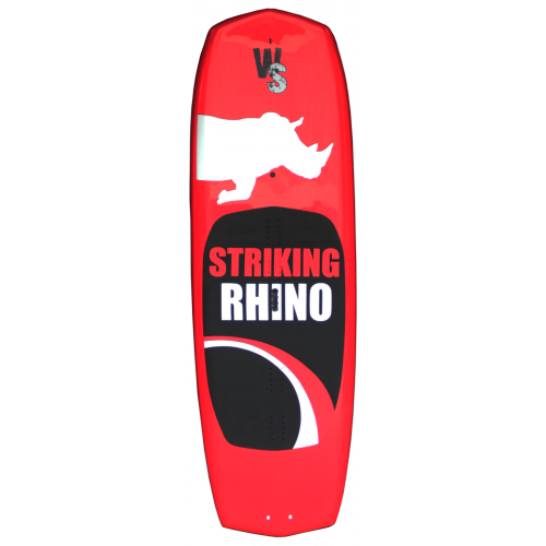 Fiberglass foil surfboard WILDSUP STRIKING RHINO 7.11