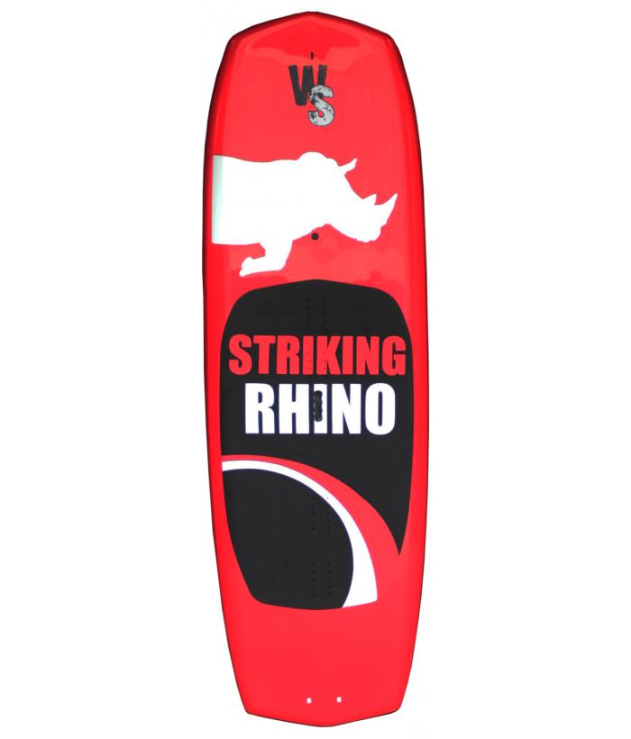 Stiklo pluošto irklentė/banglentė WILDSUP STRIKING RHINO 7.11 FOIL