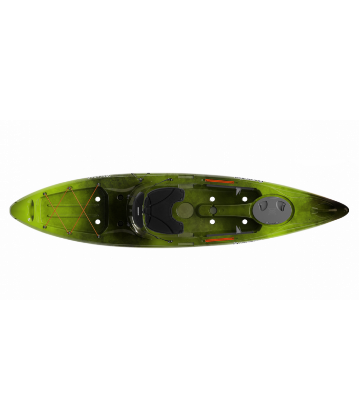 Sit-on-top kayak PERCEPTION PESCADOR 12.0